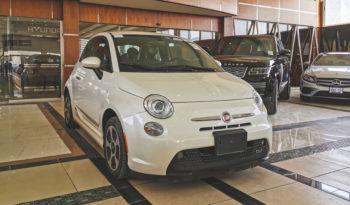 Fiat E500 2017 full