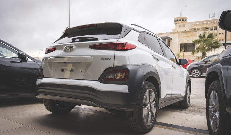 Hyundai Kona electric 2019 ممتلئ
