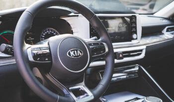 Kia Optima K5 2021 ممتلئ