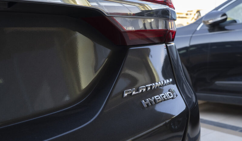 Ford Fusion platinum 2017 full