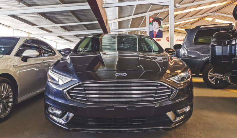 Ford fusion Energy 2017 ممتلئ