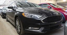 Ford Fusion SE Sport 2017