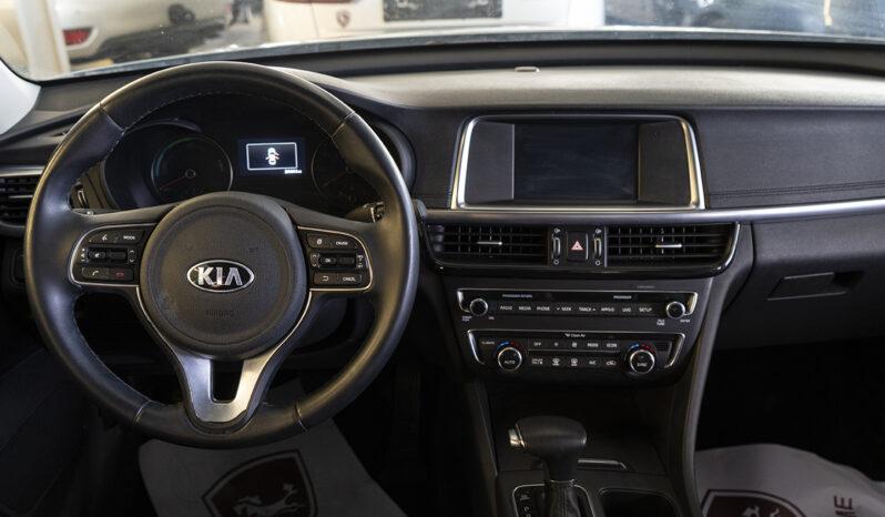 KIA Optima SX 2018 ممتلئ