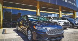 Ford Fusioun SE 2019